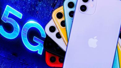 iPhone في 2020 تعمل بتقنية 5G