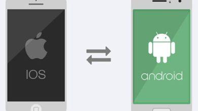 Photo of كيفية نقل المحتوى يدويًا من جهاز Android إلى iPhone أو iPad أو iPod touch