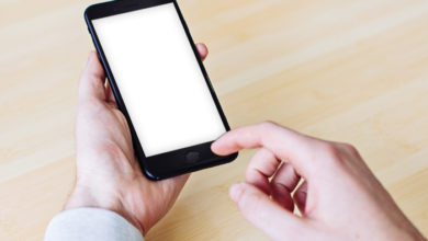 Photo of حل مشكلة الشاشة البيضاء في iPhone