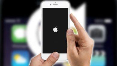 حل مشكلة تعليق iPhone X