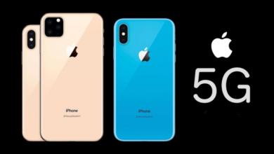 Photo of iPhone 5G قد لا يصل في شهر سبتمبر 2020