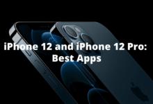 التطبيقات iPhone12 12 mini 12 Pro 12 Pro Max