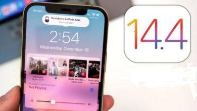 ios 14.4 apple