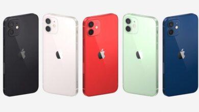 سعر ومواصفات iPhone12