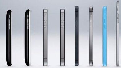 أجهزة iPhone