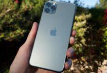 حل مشكلة تعذر إجراء المكالمات في iPhone 11،11 Pro،11 Pro Max