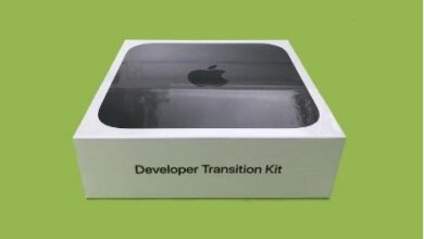Apple Ups DTK Mac Mini