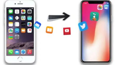 أفضل 10برامج لنقل بيانات لعام iPhone 2021
