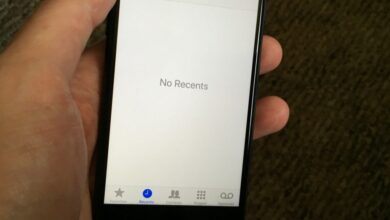إصلاح مشكلة iPhone 8