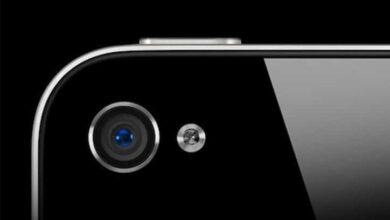 مشكلة كاميرا iPhone السوداء