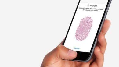 أهم 10 نصائح لإصلاح Touch ID