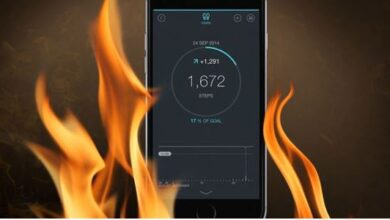طرق لإصلاح ارتفاع درجة حرارة جهاز iPhone