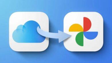 طريقة نقل صور iCloud