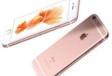 المواصفات العامة وسعر iPhone6s من Apple