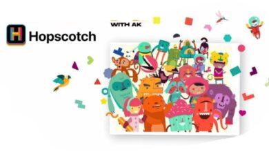 تطبيق Hopscotch لبرمجة iPhone وiPad صغيرة للأطفال