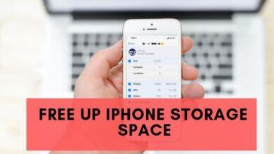 كيفية تحرير مساحة تخزين iPhone بسرعة باستخدام خدعة WhatsApp