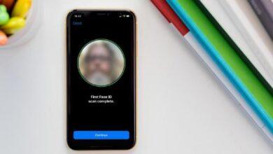 كيفية إضافة وجه ثاني Face ID إلى جهاز iPhone أوiPad