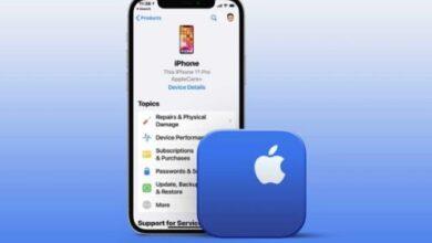 كيفية الاتصال بدعم Apple احصل على مساعدة لجهاز Apple الخاص بك