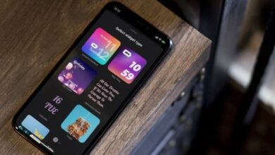 أفضل التطبيقات لإنشاء أدوات مخصصة على iPhone