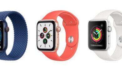 يمكن Apple Watch تعمل بدون iPhone أم لا