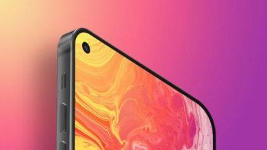 هاتف iPhone SE التالي بشاشة 4.7 بوصة وإصدار 2023 به ثقب تصميم ملء الشاشة
