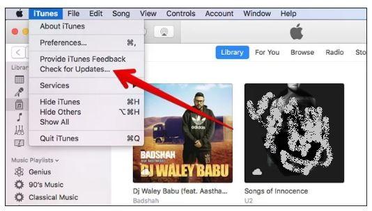مشكلة لا يتعرف iTunes على iPhone ونصائح هامة لحلها