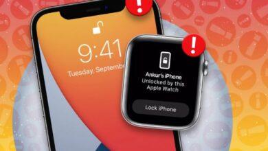 7 اصلاحات سريعة لمشكلة لا يمكنك فتح iPhone مع Apple Watch