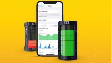 كيفية التحقق من استخدام البطارية على iPhone نصائح هامة لتكبيرها