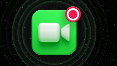 كيفية تسجيل مكالمة FaceTime على iPhone وMac
