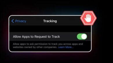 كيفية منع التطبيقات من تتبعك على iPhone في iOS 14.5