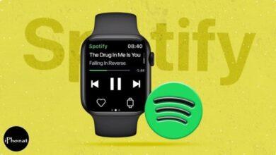 كيفية استخدام Spotify على Apple Watch لتشغيل الموسيقى