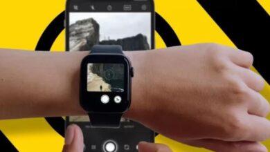كيفية استخدام Apple Watch للتحكم في كاميرا iPhone