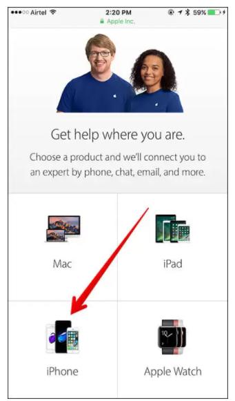قفل تنشيط iPhone عبر الإنترنت كيفية التحقق من هذه الحالة