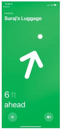 تمكين وضع المطور المخفي لـ Apple AirTag على iPhone في iOS 14.5