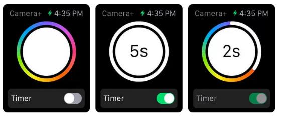 أفضل تطبيقات الصور والكاميرا من Apple Watch في عام 2021