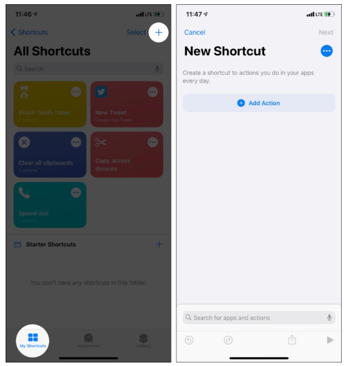 كيفية استخدام تطبيق Shortcuts على iPhone وiPad كالمحترفين