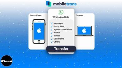 كيفية عمل نسخة احتياطية من WhatsApp من iPhone إلى Mac باستخدام MobileTrans