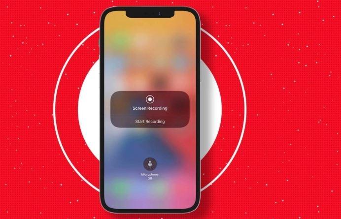 كيفية تسجيل الشاشة على iPhone وiPad