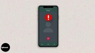 مكالمة فيديو WhatsApp لا تعمل على iPhone الحلول الممكنة لحل المشكلة