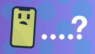حل مشكلة شاشة iPhone الخاص بي صفراء من Apple