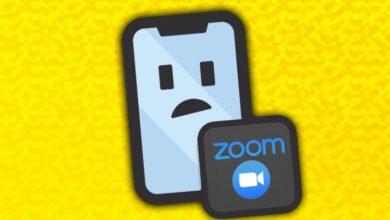 تطبيق Zoom لا يعمل على iPhone وiPad إليك إصلاح هذه المشكلة