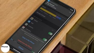 مشكلة اختفاء جهات اتصال iPhone(تحديث iOS 14)