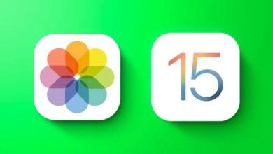 كيفية استخدام Spotlight للبحث عن الصور في iOS 15