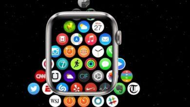 كيفية تغيير تخطيط تطبيق Apple Watch لسهولة وإنتاجية
