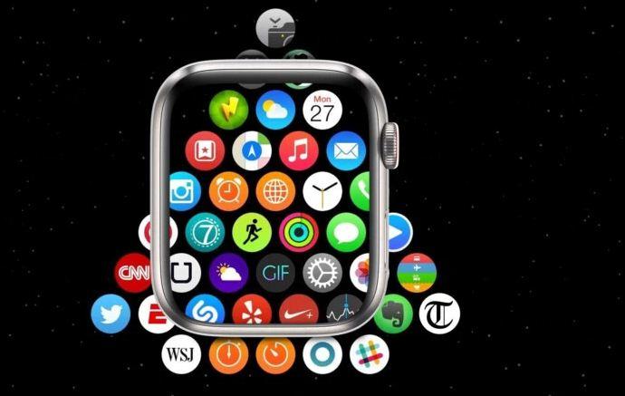 كيفية تغيير تخطيط وتنظيم  تطبيق Apple Watch لسهولة وإنتاجية