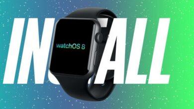 كيفية تنزيل watchOS 8 beta 4 على Apple Watch