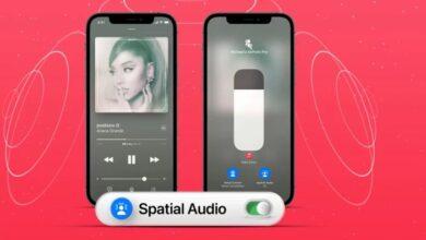 كيفية تمكين الصوت المكاني مع Dolby Atmos على Apple Music