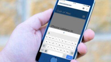 كيفية جعل لوحة مفاتيح iPhone الخاصة بك تهتز