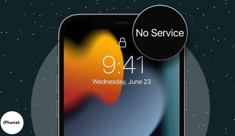 الإصلاحات الهامة لمشكلة لا توجد خدمة على iPhone الخاص بي