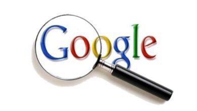 إيقاف تشغيل عمليات البحث الشائعة في Google على iPhone وMac